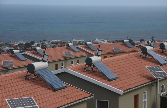 PV & Solar Heating Systems